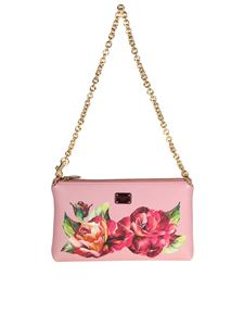 Dolce & Gabbana - Leather clutch