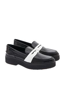 Tod's - Leather loafers