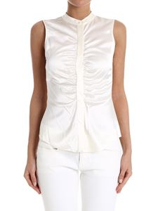 Theory - Ruched Fitted top