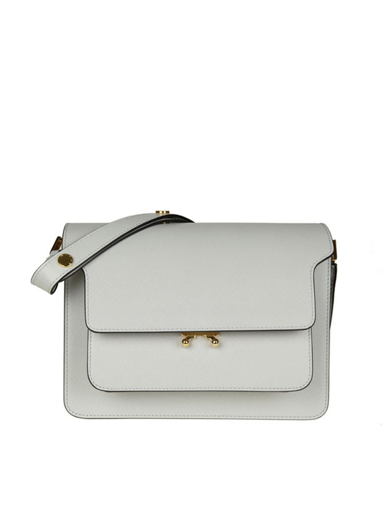 MARNI NOOS TRUNK GREY BAG