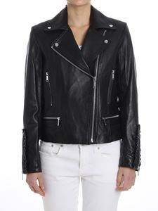 Michael Kors - Leather jacket