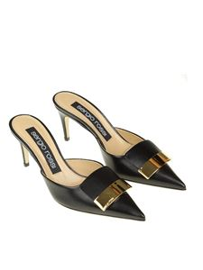 Sergio Rossi - Pointy mules