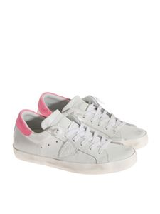 Philippe Model - Leather sneakers