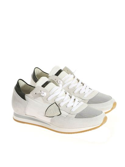 Leather TROPEZ Sneakers Spring/summer Philippe Model 8go28