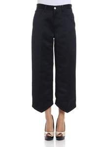 MM6 by Maison Martin Margiela - Satin trousers