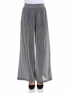MM6 by Maison Martin Margiela - Lurex trousers