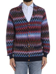 Missoni - Multicolor Chevron cardigan