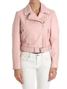 Moschino Boutique - Leather jacket