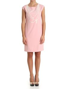 Moschino Boutique - Dress with pearl print