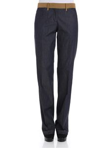 N° 21 - Chambray trousers
