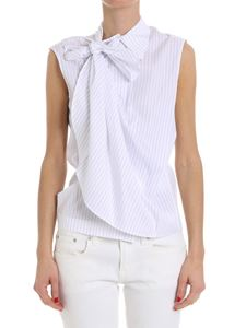 MM6 by Maison Martin Margiela - Wrap top with bow