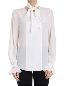 Karl Lagerfeld - Bow blouse
