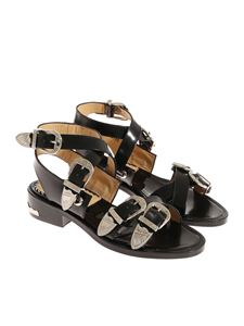 Toga Pulla - Leather sandals