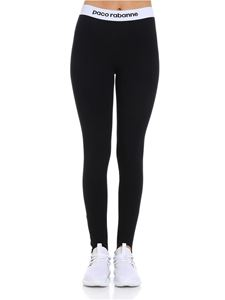 Paco Rabanne - Stirrup leggings