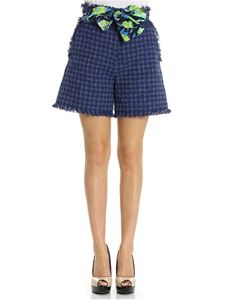 MSGM - Shorts in tweed