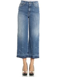 7 For All Mankind - Marnie Unrolled jeans