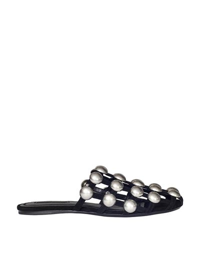 Alexander Wang - Sandals with silver studs