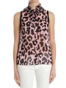 Moschino Boutique - Animalier top