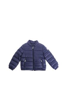 Moncler Jr - Blue Acorus down jacket