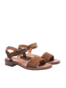 Church's - Studded suede sandals