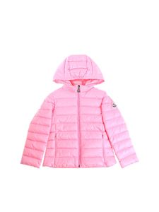 Moncler Jr - Pink New Iraida down jacket