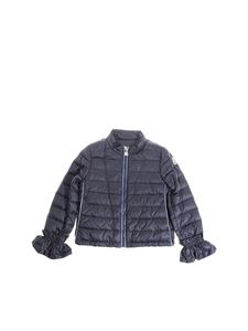 Moncler Jr - Blue Nadege down jacket