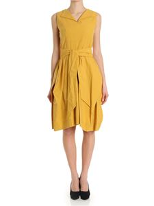 Vivienne Westwood Anglomania - Yellow Lotus dress
