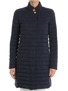Herno - Blue padded jacket