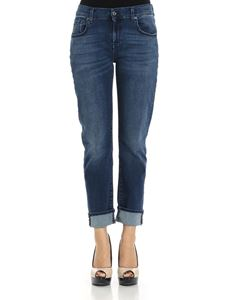 7 For All Mankind - Stretch cotton jeans