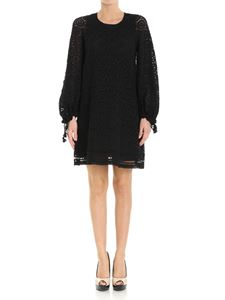 See by Chloé - Black lace dress
