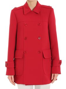 Red Valentino - Red unlined coat