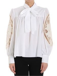 See by Chloé - White blouse with bow