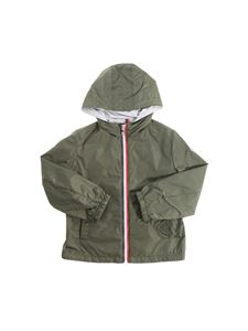 Moncler Jr - Green New Urville jacket