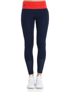 Adidas by Stella McCartney - Blue Ultimate Training Leggings