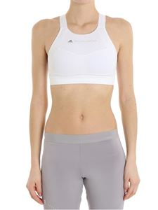 Adidas by Stella McCartney - White The High Intensity top