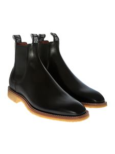 Givenchy - Chelsea ankle boots with logo