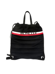 Moncler - New Kinly black backpack