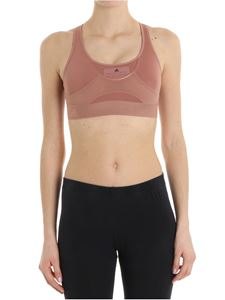 Adidas by Stella McCartney - The High Intensity antique rose top