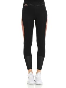 Adidas by Stella McCartney - Black and pink leggings