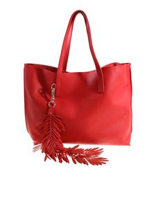 Parosh - Red bag with charm