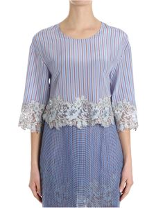 Ermanno Scervino - Striped top