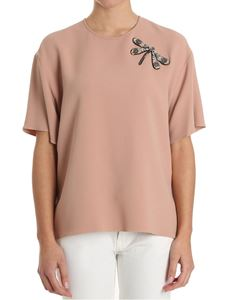 Rochas - Top with dragonfly