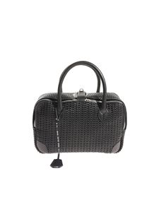 Golden Goose Deluxe Brand - Black Equipage braided leather bag