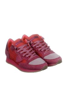 Philippe Model - Pink Tropez sneakers