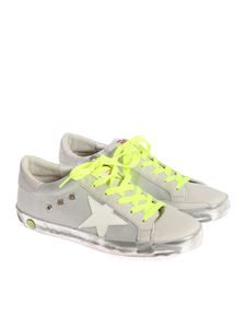 Golden Goose Deluxe Brand - Gray Superstar sneakers