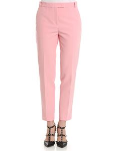 Ermanno Scervino - Pink trousers