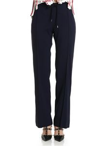 Ermanno Scervino - Trousers with vents