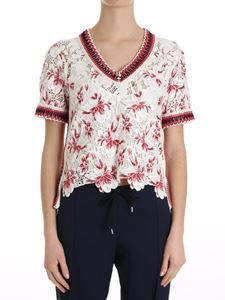 Ermanno Scervino - Lace t-shirt