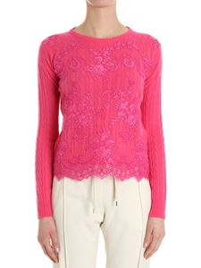 Ermanno Scervino - Lace sweater