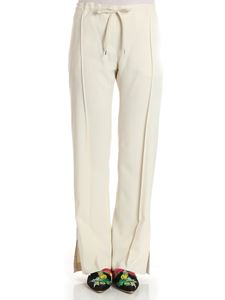 Ermanno Scervino - Trousers with vent